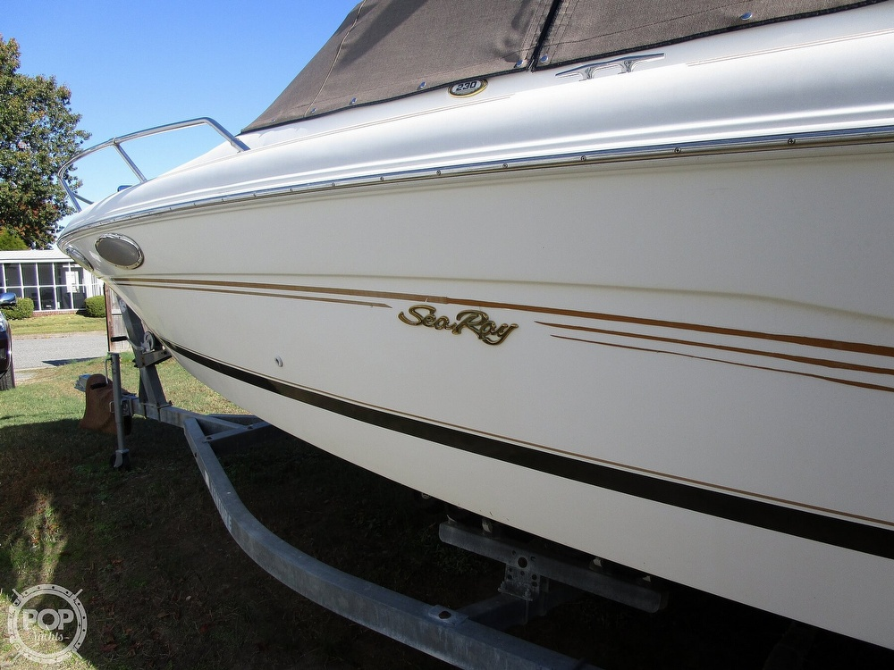 1997 Sea Ray boat for sale, model of the boat is 230 Signiture & Image # 4 of 41