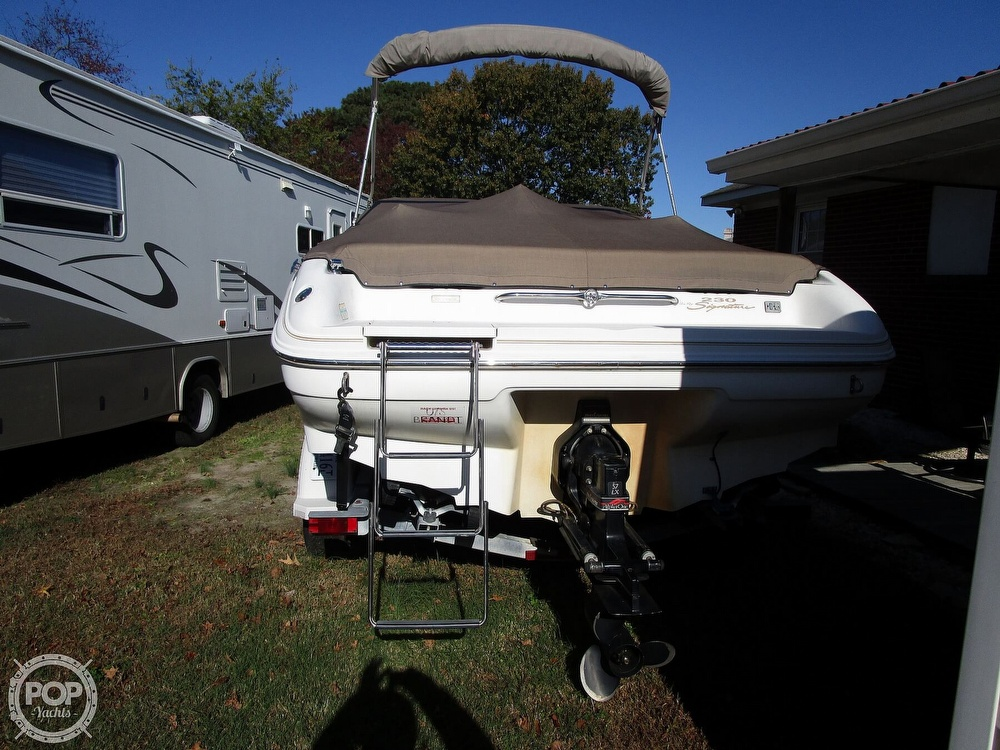 1997 Sea Ray boat for sale, model of the boat is 230 Signature & Image # 5 of 41