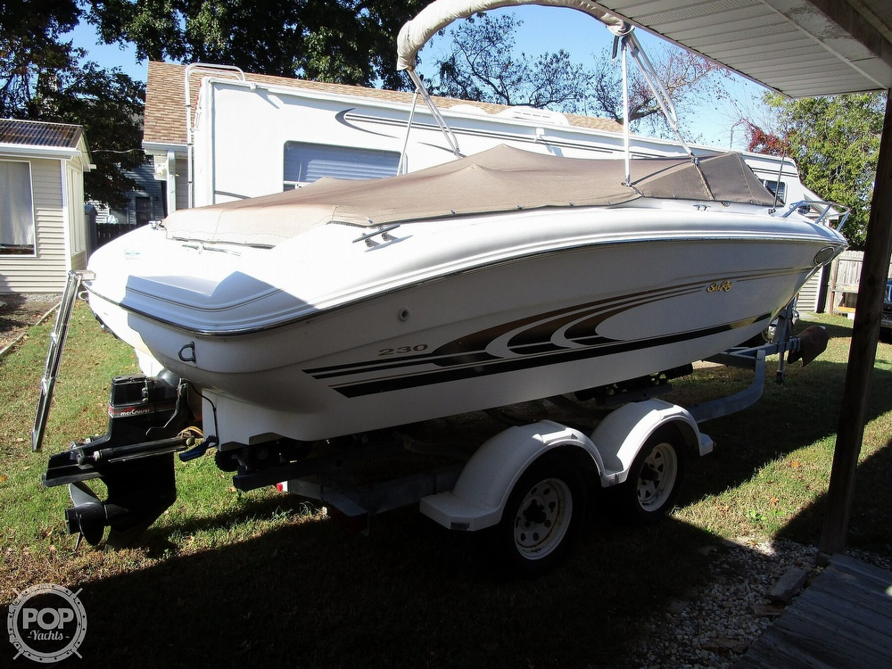 1997 Sea Ray boat for sale, model of the boat is 230 Signature & Image # 6 of 41