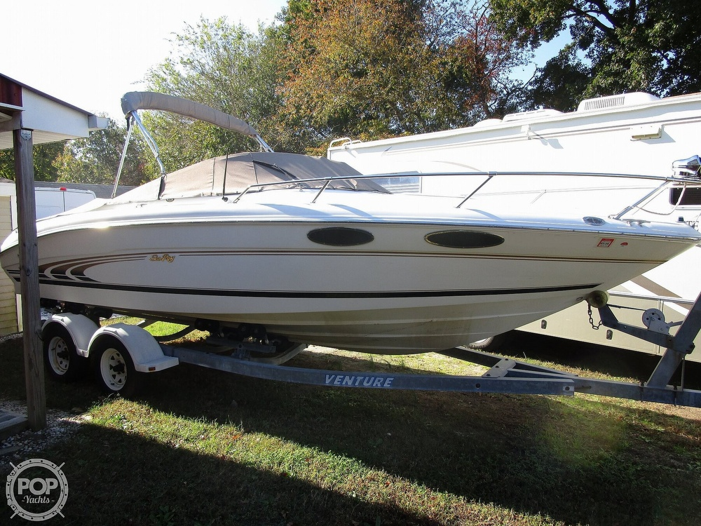 1997 Sea Ray boat for sale, model of the boat is 230 Signature & Image # 7 of 41