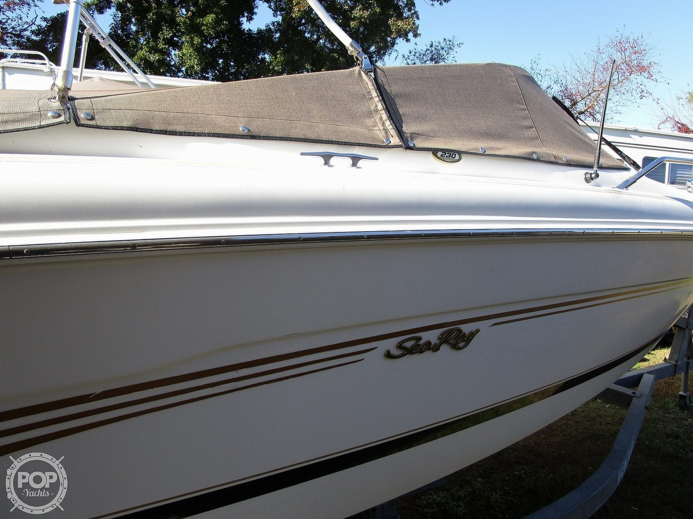 1997 Sea Ray boat for sale, model of the boat is 230 Signiture & Image # 8 of 41