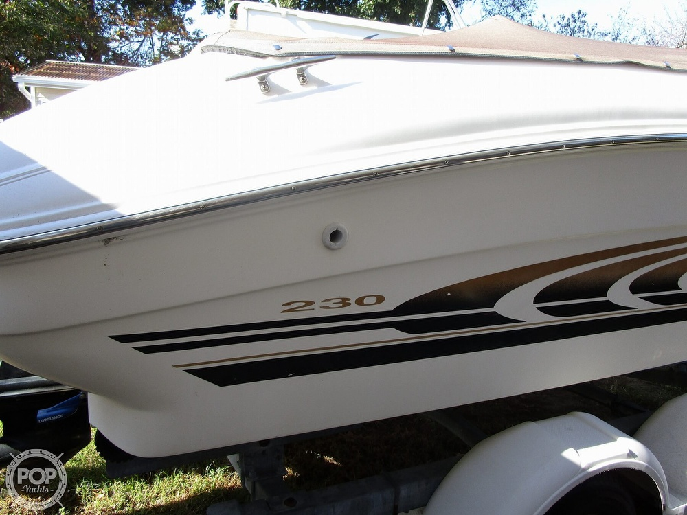 1997 Sea Ray boat for sale, model of the boat is 230 Signature & Image # 9 of 41