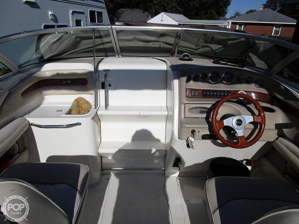 1997 Sea Ray boat for sale, model of the boat is 230 Signature & Image # 19 of 41