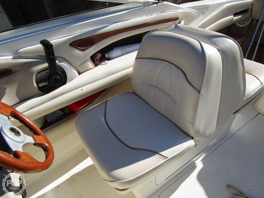 1997 Sea Ray boat for sale, model of the boat is 230 Signature & Image # 28 of 41