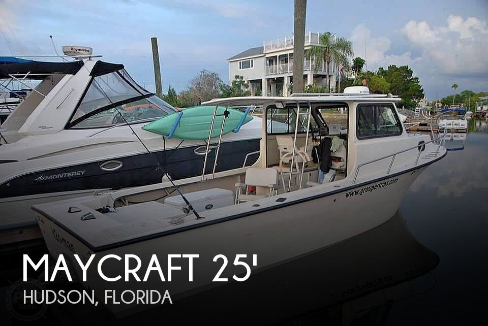 Used Maycraft Boats For Sale by owner | 2001 Maycraft 2550PH