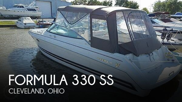 Used Boats For Sale in Canton, Ohio by owner | 1999 Thunderbird/Formula Formula 330 Ss
