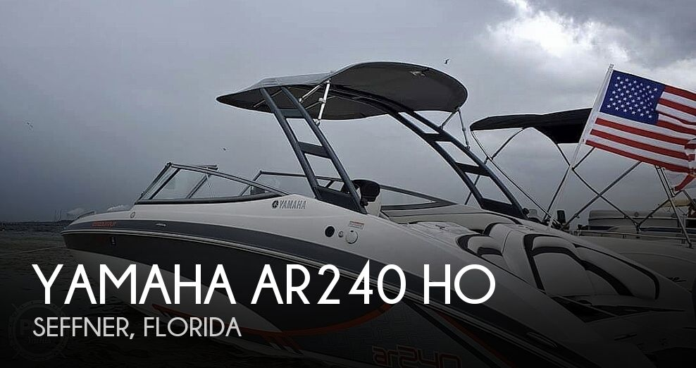 Used Yamaha Boats For Sale in Florida by owner | 2015 Yamaha AR240