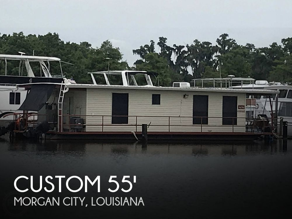 Used Boats For Sale in Lafayette, Louisiana by owner | 1985 Custom 55
