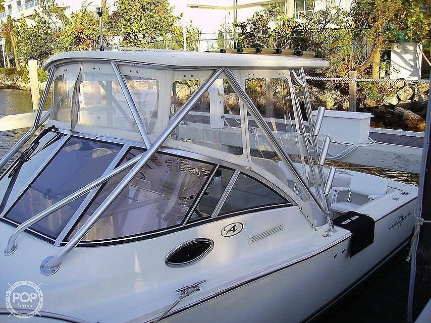 2003 Albemarle boat for sale, model of the boat is 268 Express Fisherman & Image # 5 of 40