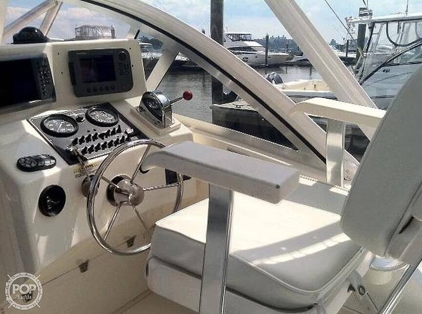 2003 Albemarle boat for sale, model of the boat is 268 Express Fisherman & Image # 7 of 40