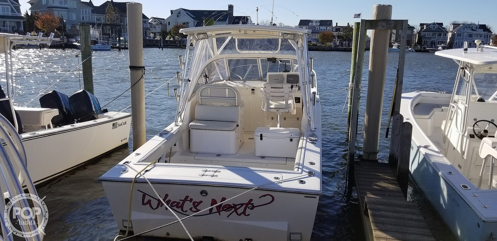 2003 Albemarle boat for sale, model of the boat is 268 Express Fisherman & Image # 3 of 40