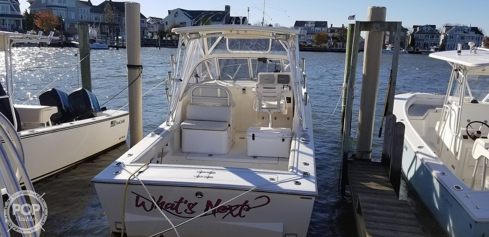 2003 Albemarle boat for sale, model of the boat is 268 Express Fisherman & Image # 8 of 40