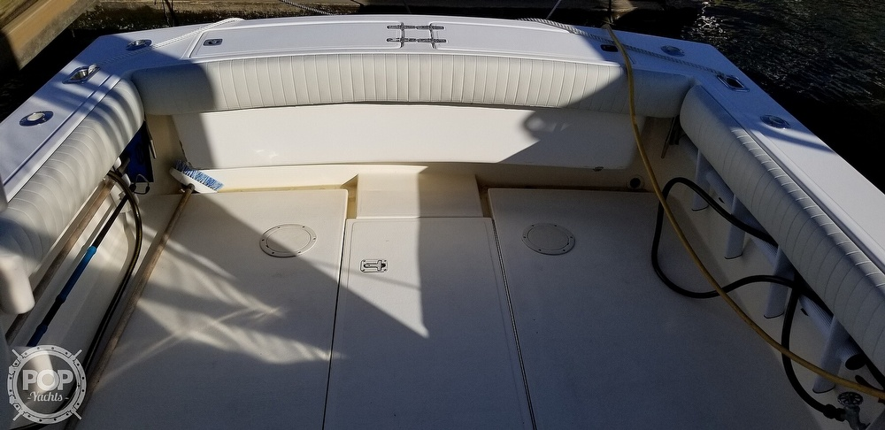 2003 Albemarle boat for sale, model of the boat is 268 Express Fisherman & Image # 11 of 40