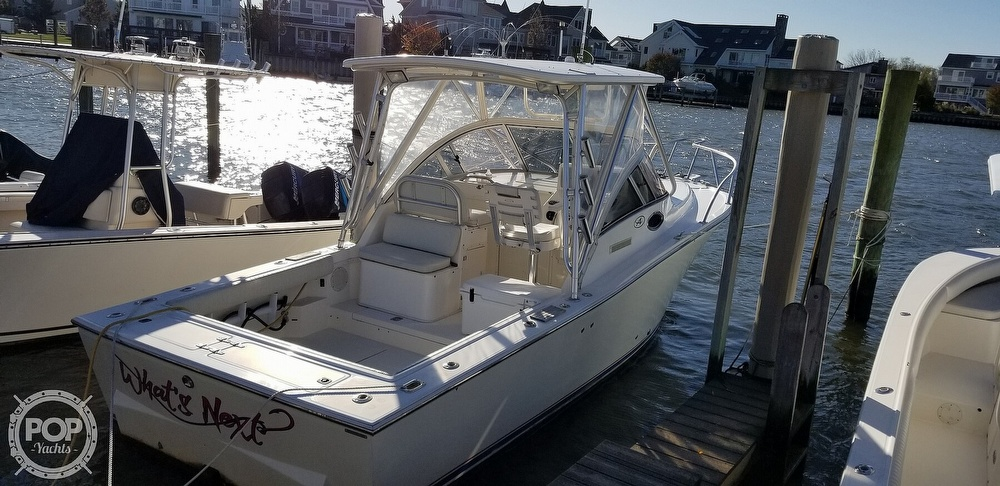 2003 Albemarle boat for sale, model of the boat is 268 Express Fisherman & Image # 2 of 40