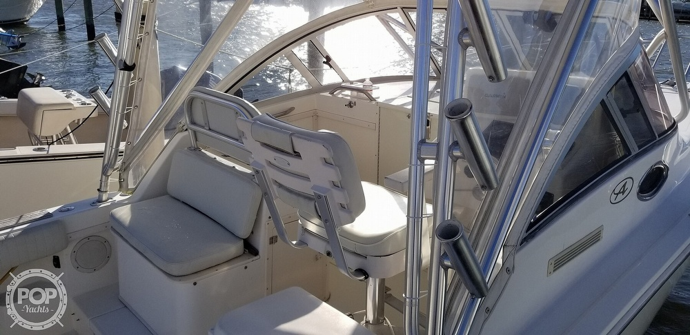 2003 Albemarle boat for sale, model of the boat is 268 Express Fisherman & Image # 10 of 40