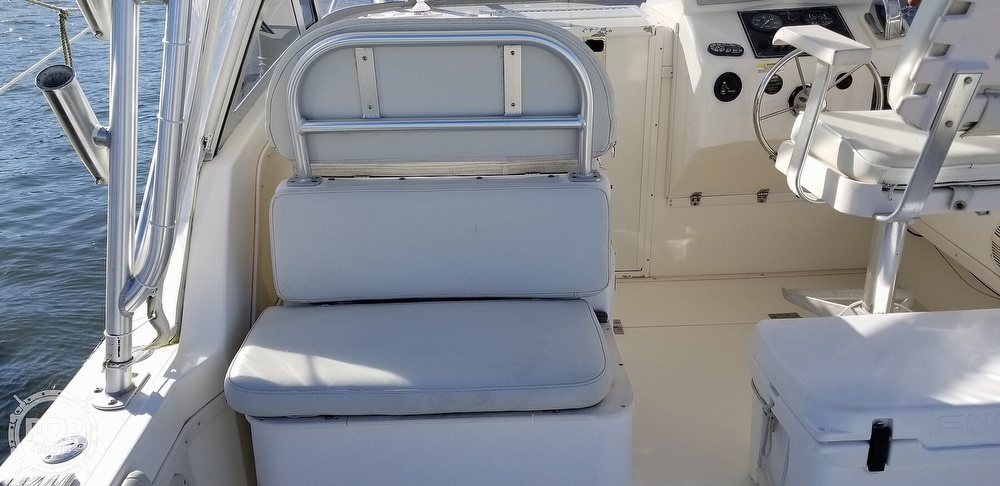 2003 Albemarle boat for sale, model of the boat is 268 Express Fisherman & Image # 15 of 40