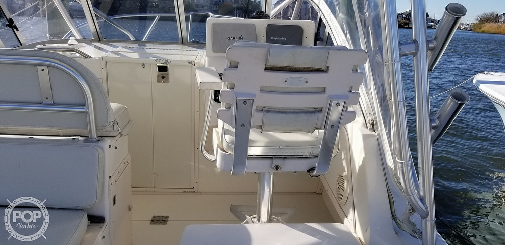 2003 Albemarle boat for sale, model of the boat is 268 Express Fisherman & Image # 16 of 40