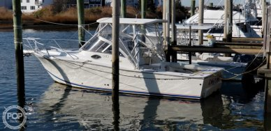 Albemarle 268 Express Fisherman, 268, for sale