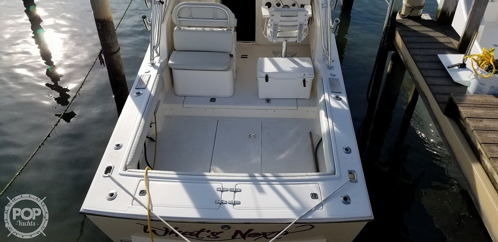 2003 Albemarle boat for sale, model of the boat is 268 Express Fisherman & Image # 4 of 40