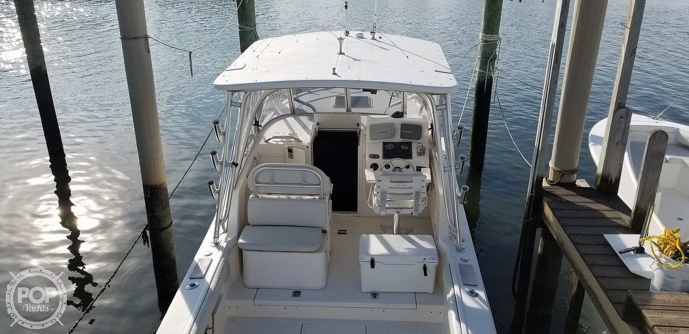 2003 Albemarle boat for sale, model of the boat is 268 Express Fisherman & Image # 20 of 40