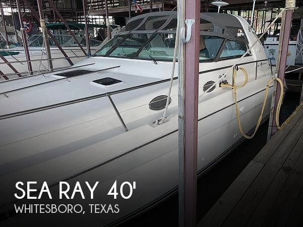 Used Sea Ray 370 Sundancer Boats For Sale by owner | 1997 Sea Ray 370 Sundancer