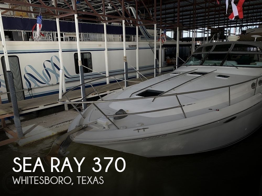 1997 Sea Ray boat for sale, model of the boat is 370 Sundancer & Image # 1 of 40