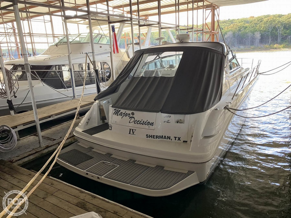 1997 Sea Ray boat for sale, model of the boat is 370 Sundancer & Image # 30 of 40