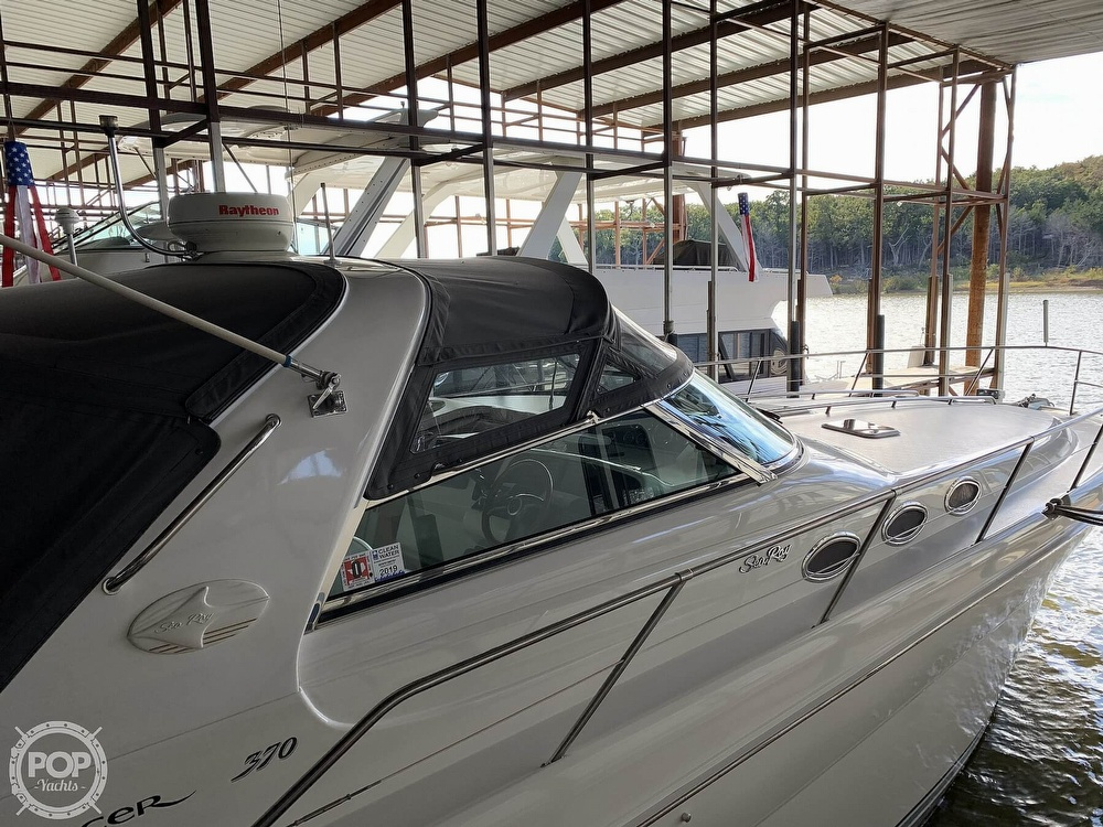 1997 Sea Ray boat for sale, model of the boat is 370 Sundancer & Image # 35 of 40