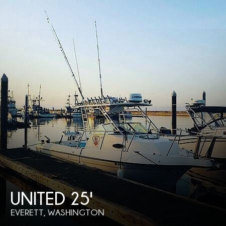 2001 United boat for sale, model of the boat is Sea Master 2588 & Image # 1 of 40