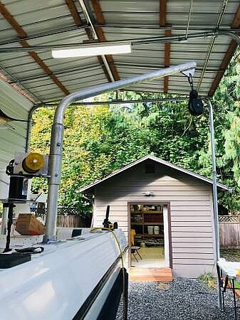 2001 United boat for sale, model of the boat is Sea Master 2588 & Image # 10 of 40