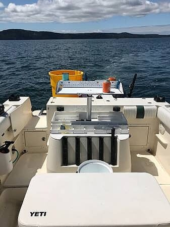 2001 United boat for sale, model of the boat is Sea Master 2588 & Image # 22 of 40