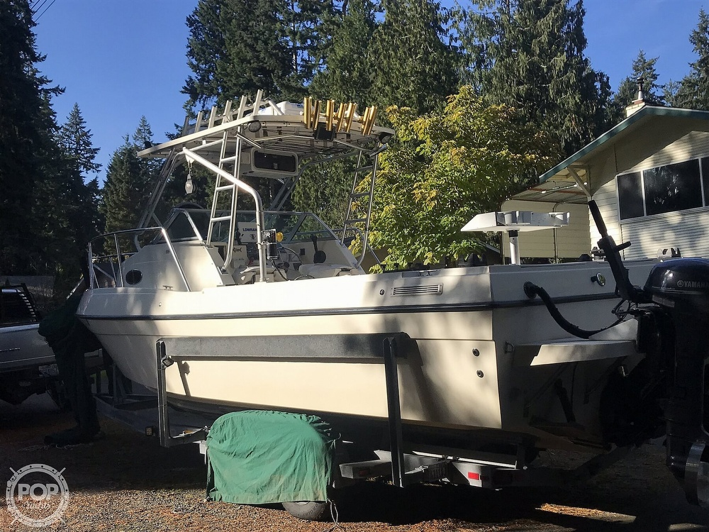 2001 United boat for sale, model of the boat is Sea Master 2588 & Image # 30 of 40