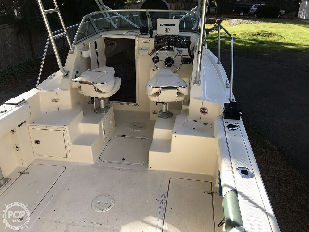 2001 United boat for sale, model of the boat is Sea Master 2588 & Image # 31 of 40