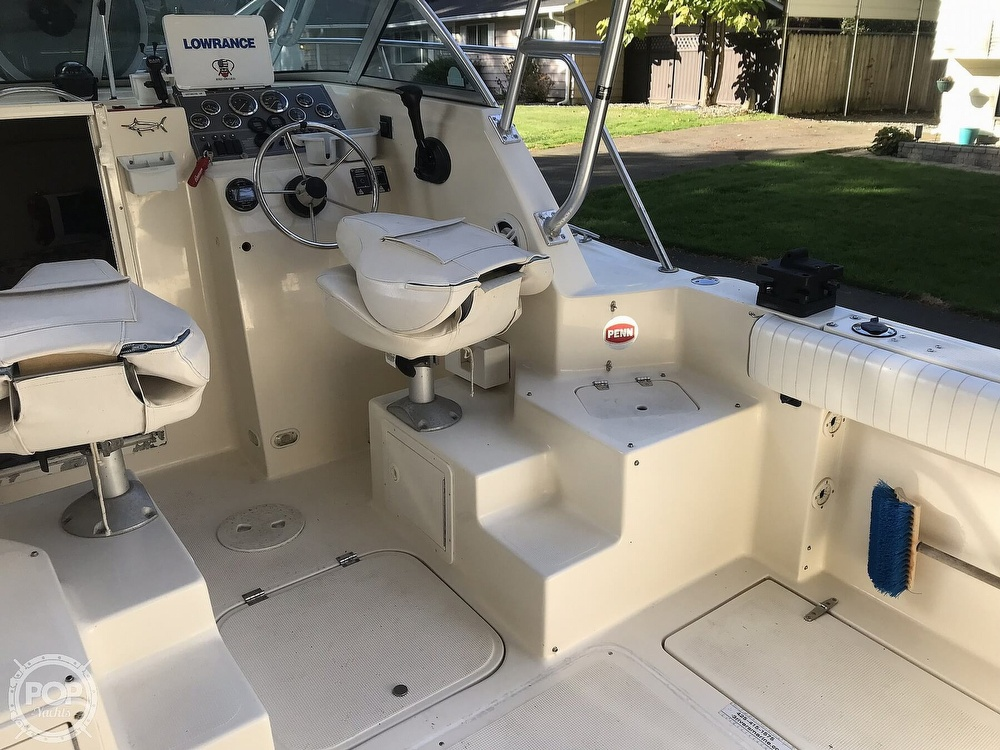 2001 United boat for sale, model of the boat is Sea Master 2588 & Image # 40 of 40