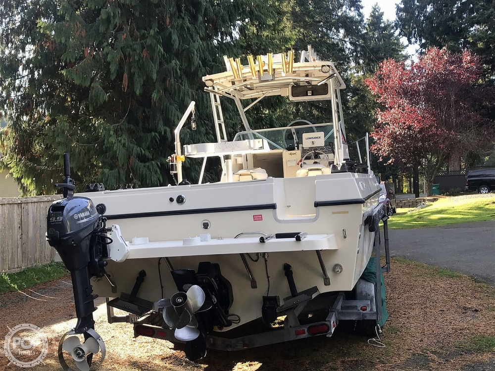 2001 United boat for sale, model of the boat is Sea Master 2588 & Image # 29 of 40