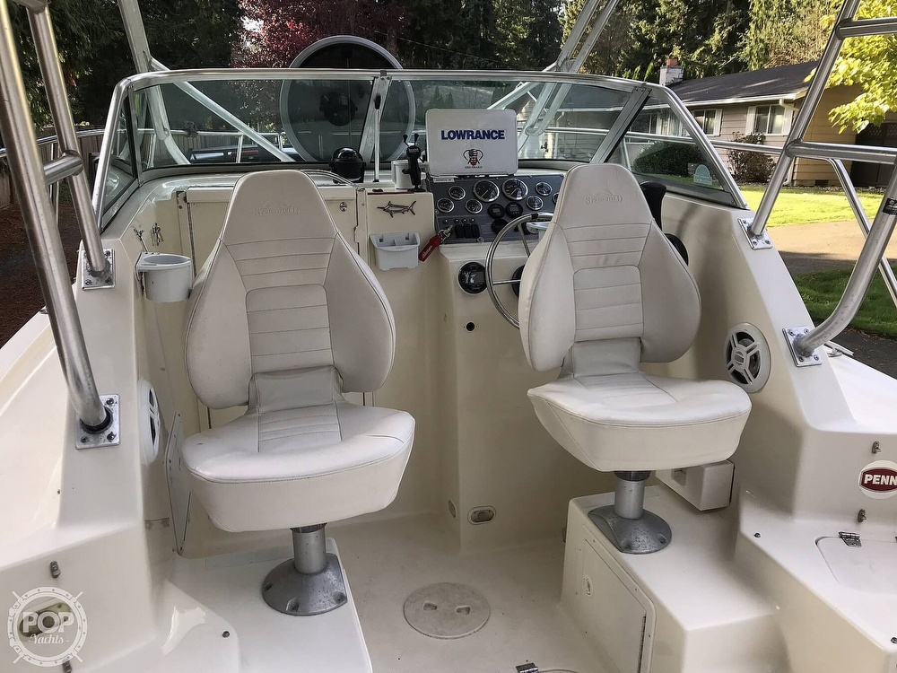 2001 United boat for sale, model of the boat is Sea Master 2588 & Image # 4 of 40