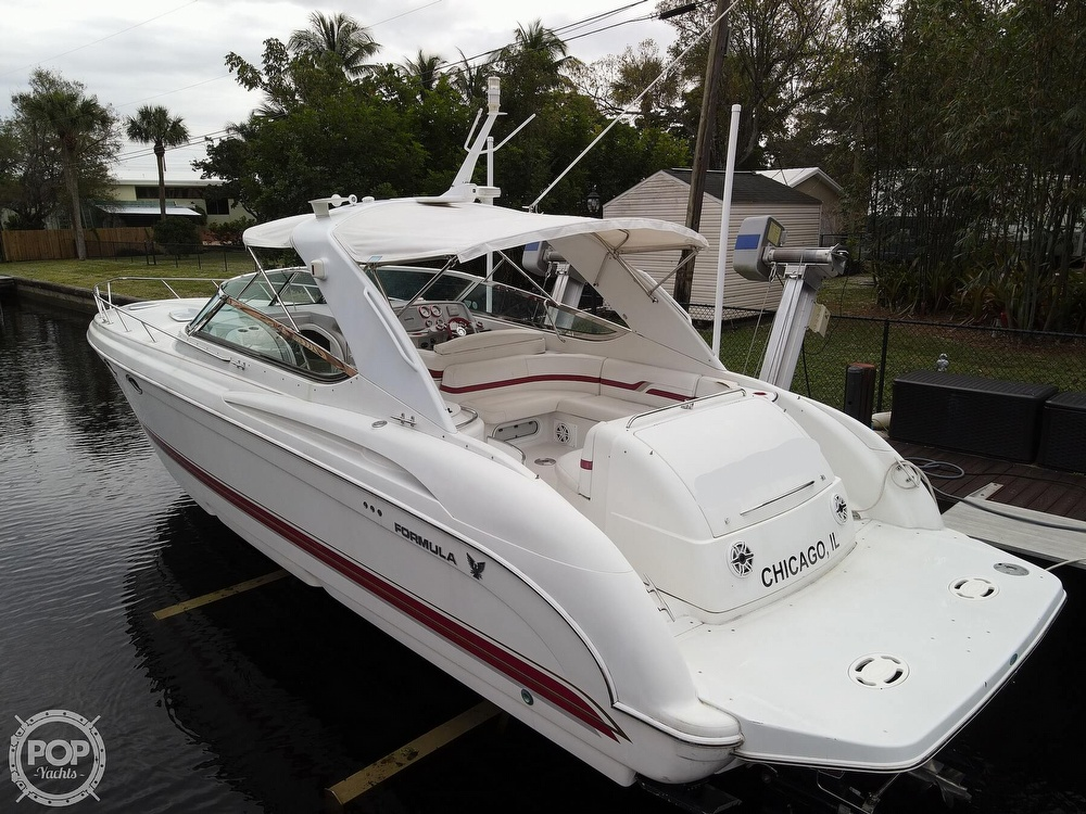 2001 Formula boat for sale, model of the boat is 400 SS & Image # 7 of 40