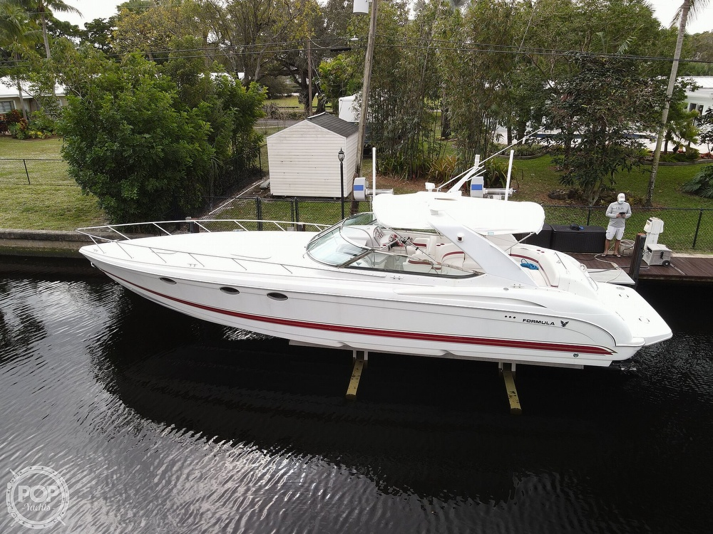 2001 Formula boat for sale, model of the boat is 400 SS & Image # 5 of 40