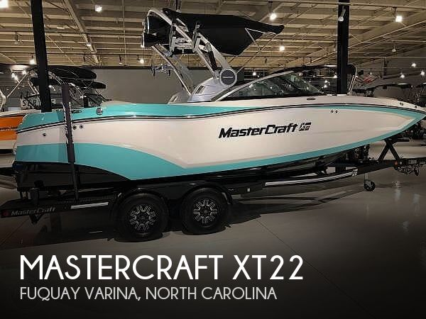 Used Power boats For Sale in North Carolina by owner | 2018 Mastercraft 22