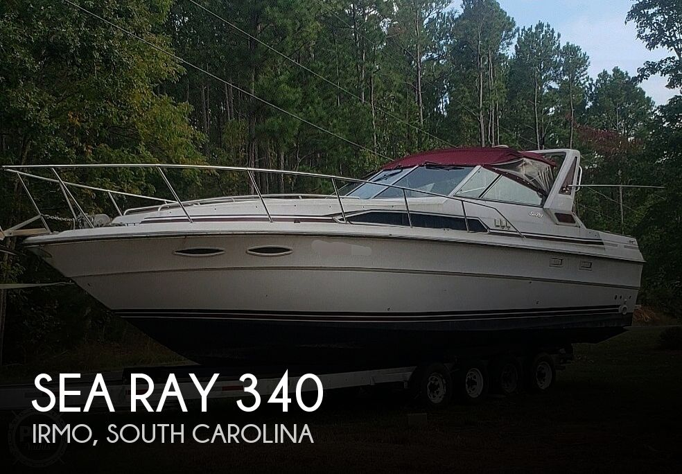 Used Sea Ray Boats For Sale in Spartanburg, South Carolina by owner | 1989 Sea Ray 340 Sundancer