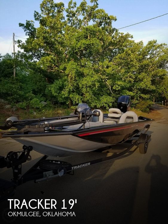 Used Tracker Boats For Sale in Oklahoma by owner | 2018 Tracker PRO TEAM 195 TXW 40th Annivers
