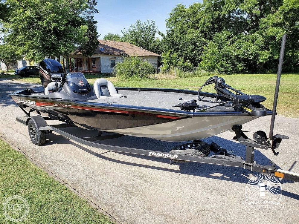 2018 Tracker PRO TEAM 195 TXW 40th Anniversary Edition - #$LI_INDEX