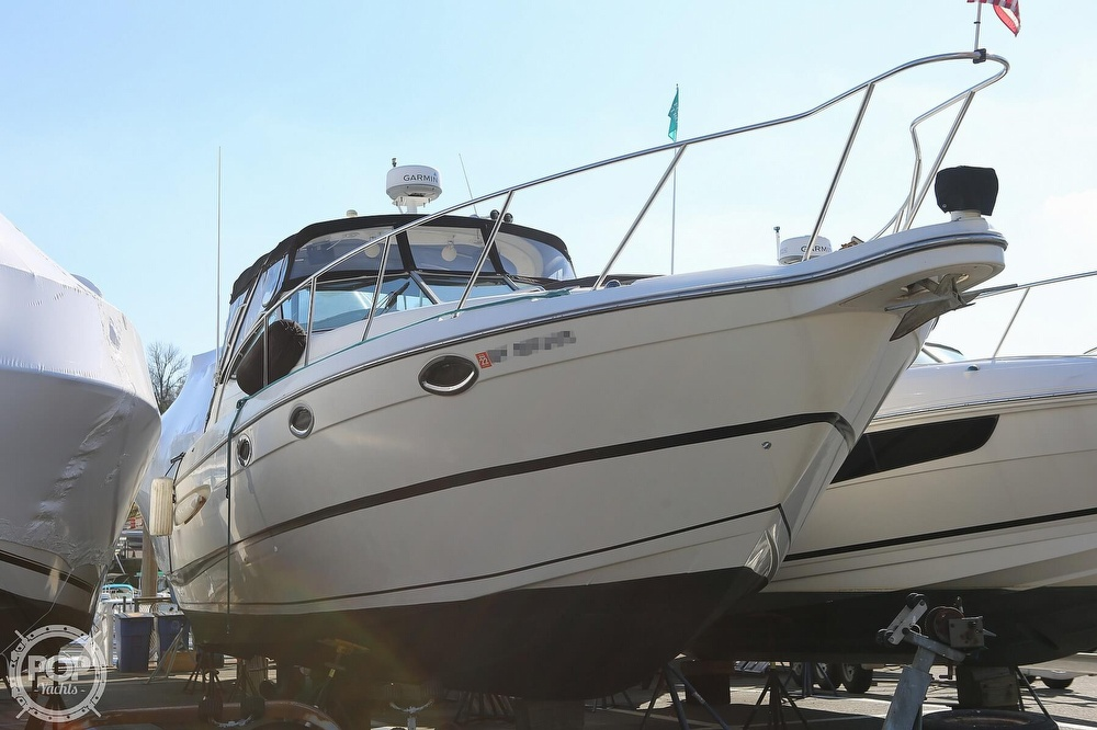 2000 Maxum boat for sale, model of the boat is 3300 SCR & Image # 15 of 40