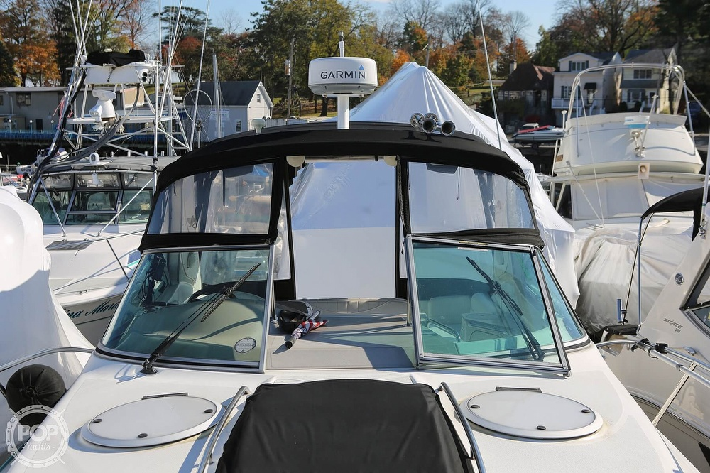 2000 Maxum boat for sale, model of the boat is 3300 SCR & Image # 25 of 40