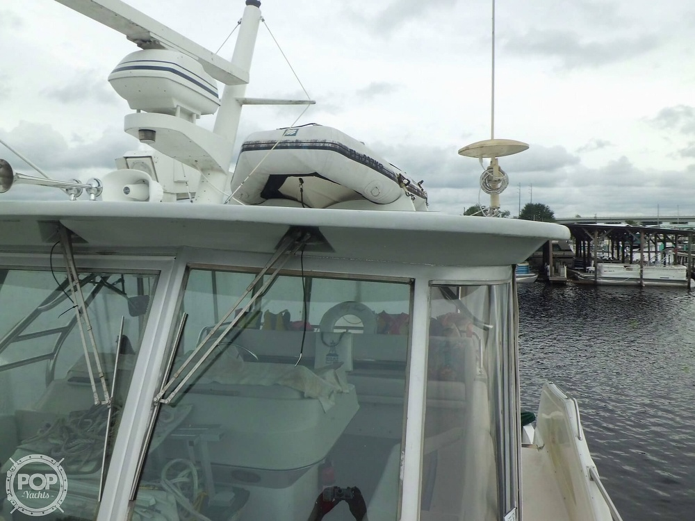 1989 Cruisers Yachts boat for sale, model of the boat is 4280 Express Bridge & Image # 8 of 40