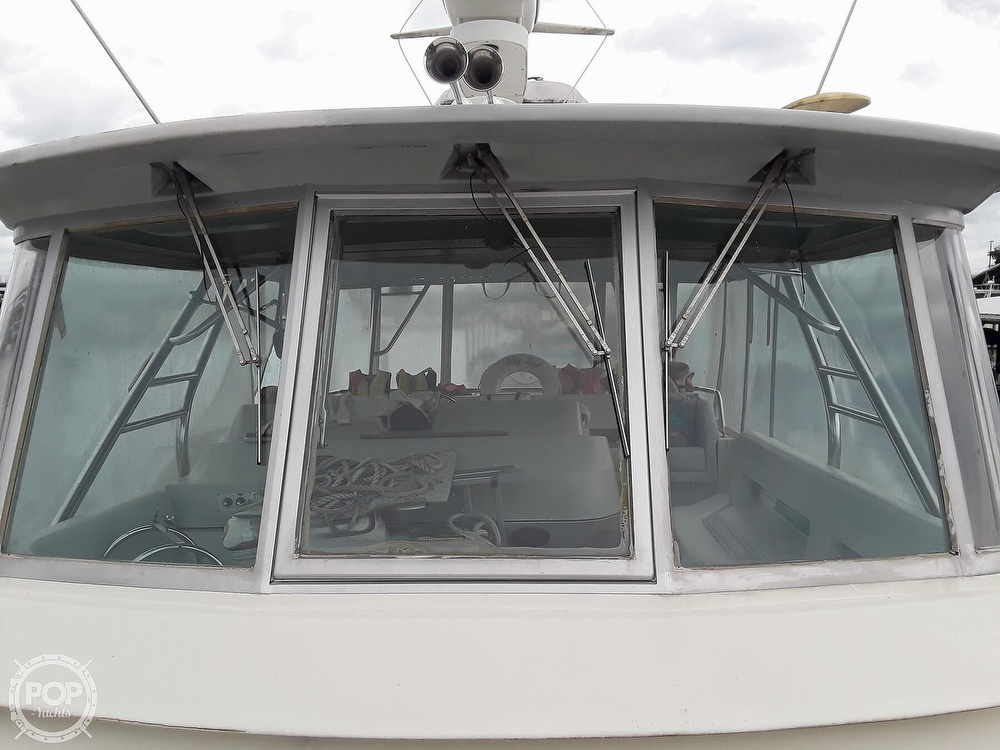 1989 Cruisers Yachts boat for sale, model of the boat is 4280 Express Bridge & Image # 4 of 40