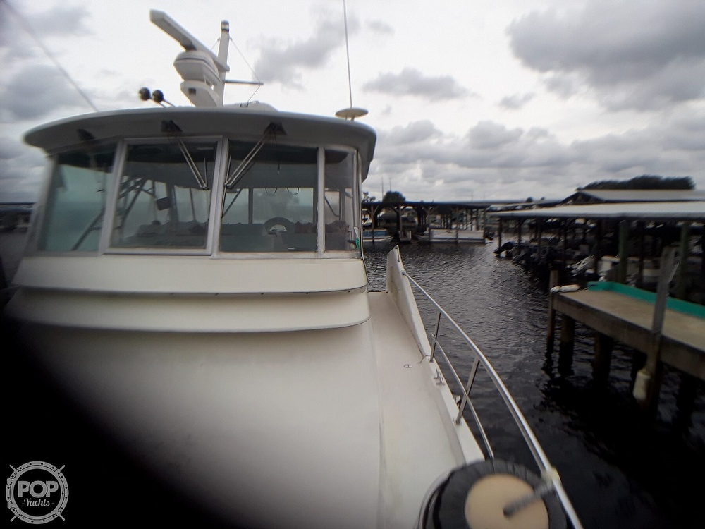 1989 Cruisers Yachts boat for sale, model of the boat is 4280 Express Bridge & Image # 40 of 40