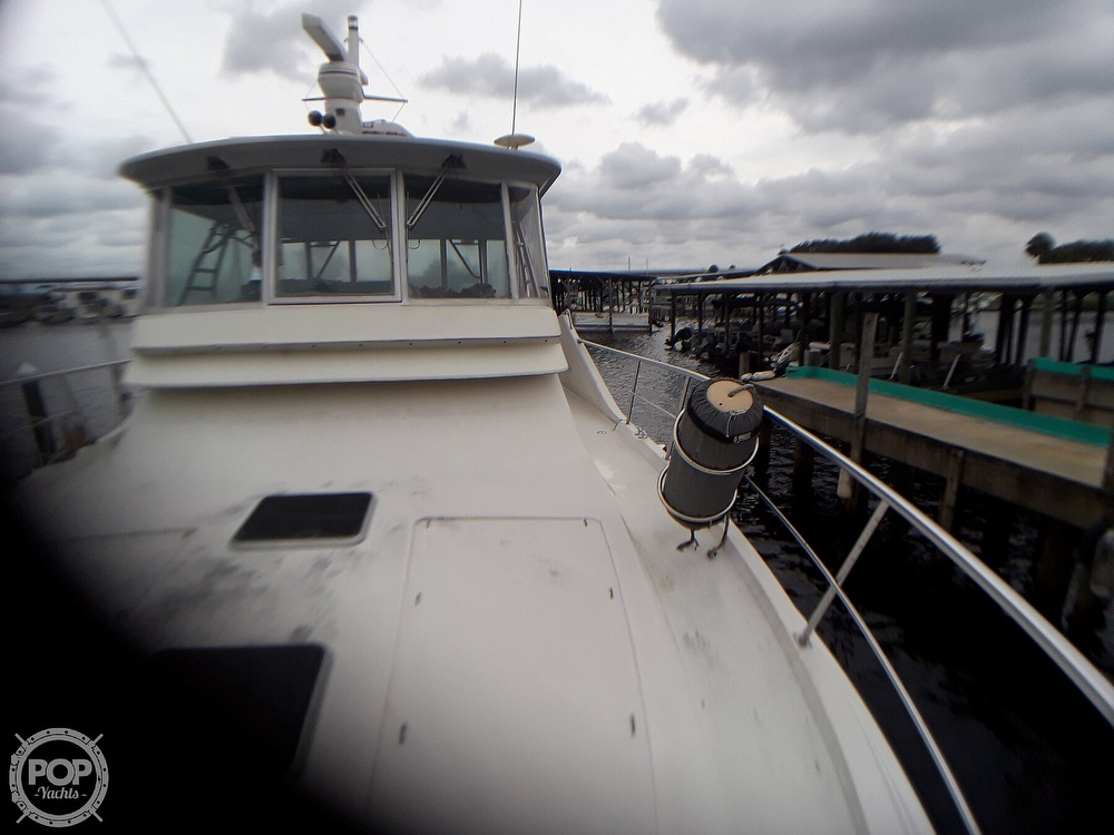 1989 Cruisers Yachts boat for sale, model of the boat is 4280 Express Bridge & Image # 38 of 40