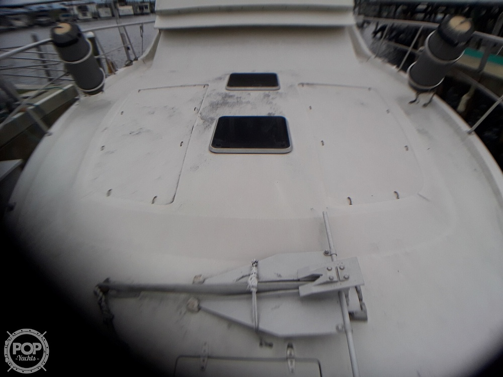 1989 Cruisers Yachts boat for sale, model of the boat is 4280 Express Bridge & Image # 36 of 40