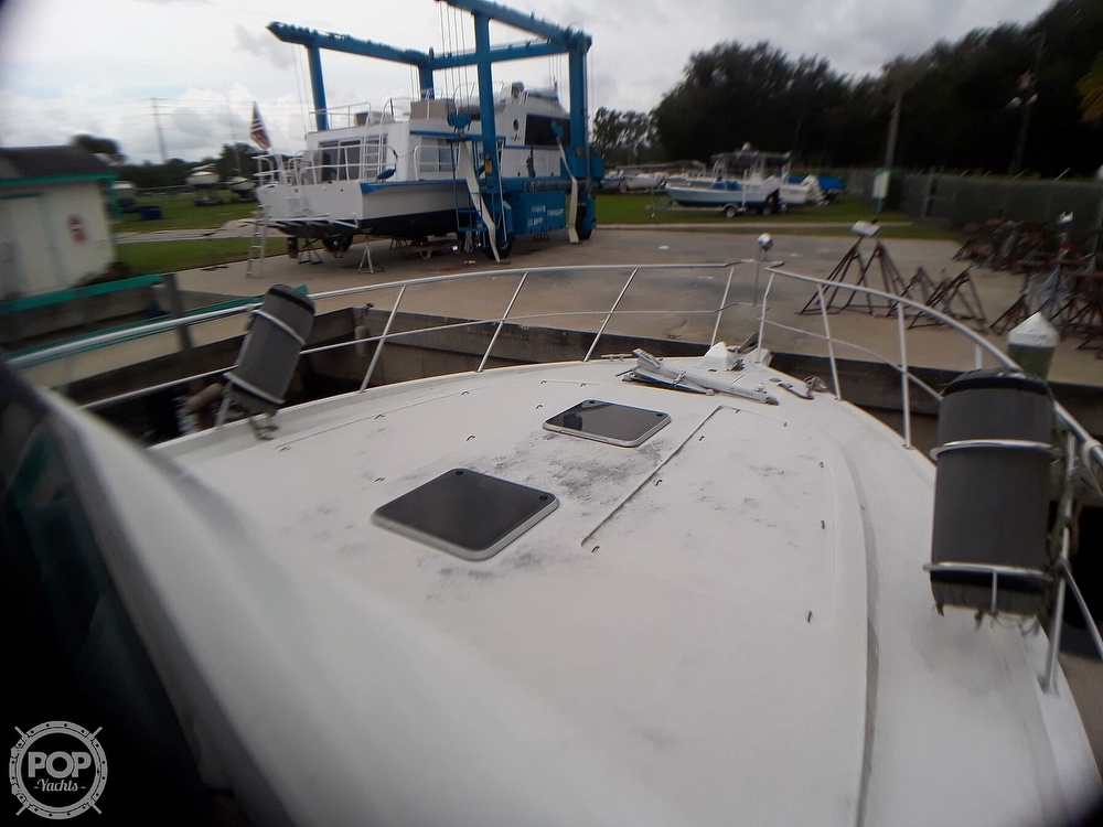 1989 Cruisers Yachts boat for sale, model of the boat is 4280 Express Bridge & Image # 30 of 40